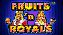 fruits and royals novomatic